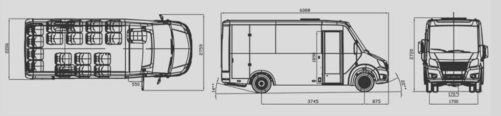 avtobus next klass a scheme