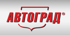 логотип компании автоград в тюмени